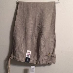 Nautica loose fit pants with string NWT size XXL